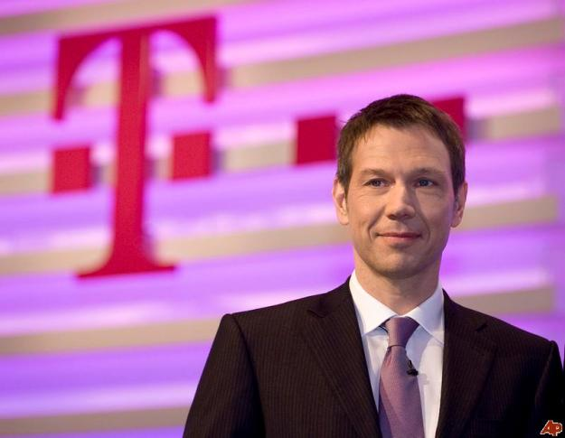 Deutsche Telekom CEO Obermann
