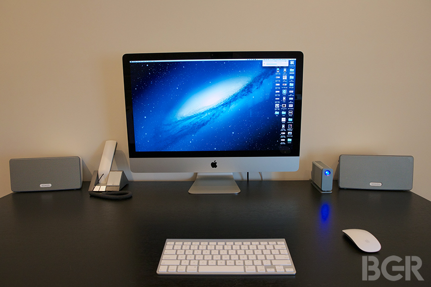 Apple iMac 2013 review, best desktop