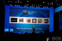 BlackBerry 10 Instagram Netflix