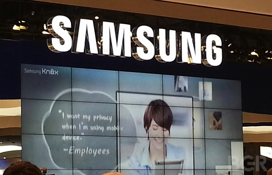 Samsung's enterprise ambitions put on hold as Knox security software delayed