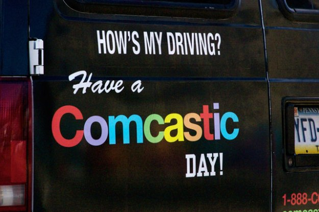 Comcast Consumer Reputation