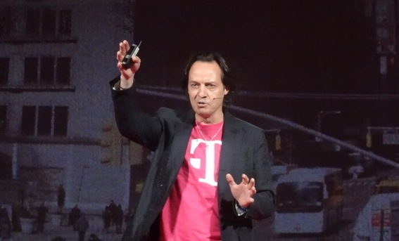 T-Mobile Record New Customers