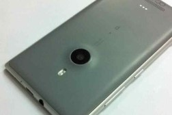 Leaked images reveal upcoming Nokia Lumia smartphone with aluminum design