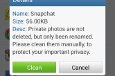 How to permanently delete Snapchat photos - Image 3 of 3