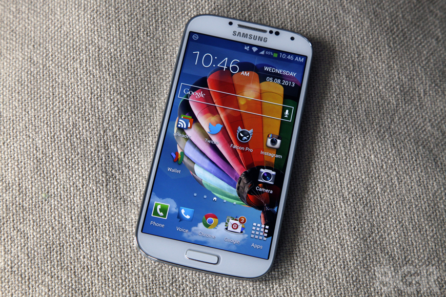 Samsung Galaxy S4 LTE-A Europe