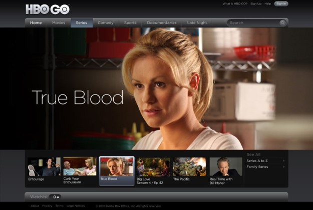HBO GO No Cable