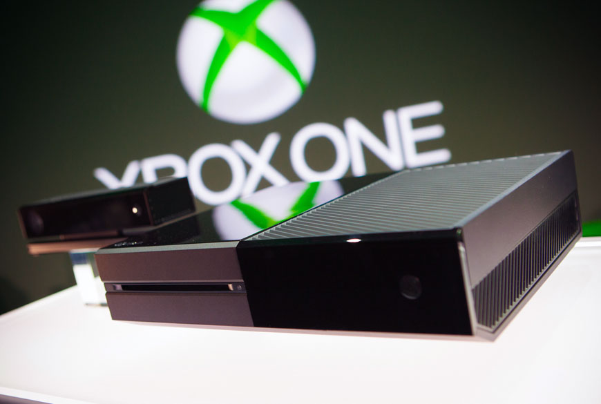 Microsoft Xbox One Backwards Compatibilty