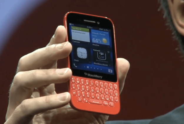 BlackBerry Future Smartphones QWERTY Keyboards