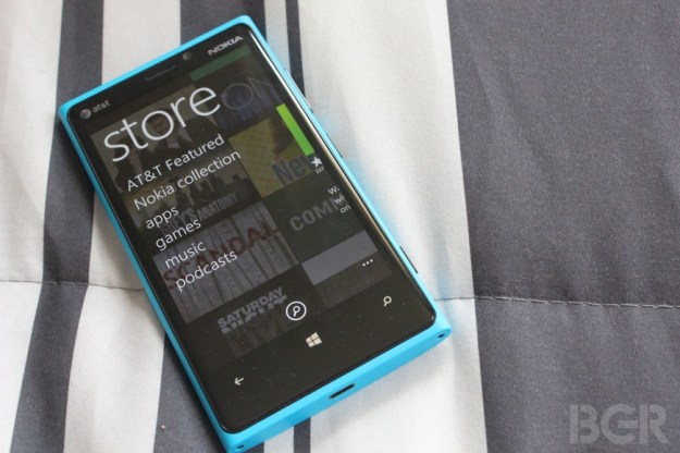 Nokia Windows Phone apps