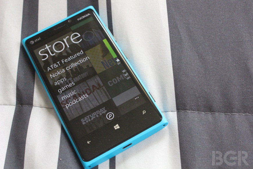 Microsoft Windows Phone Update Phablet
