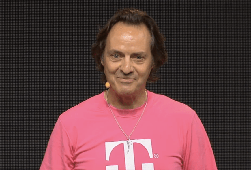 T-Mobile BlackBerry Feud Legere