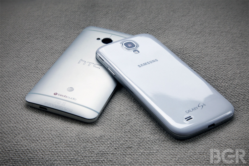 Galaxy S5 Metal Plastic