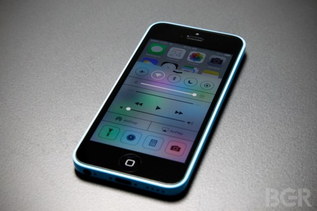 Apple iPhone 5c Orders Cut