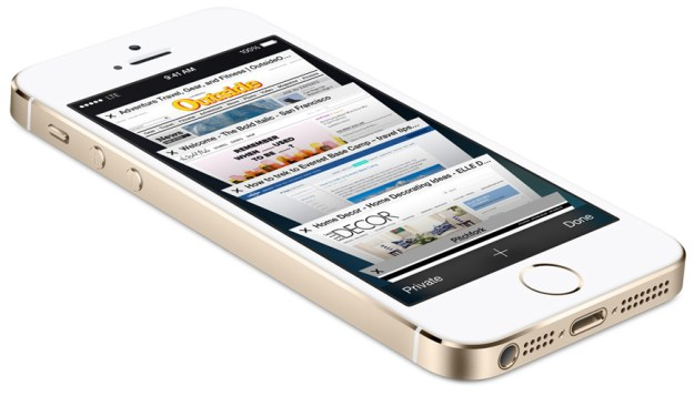 Gold iPhone 5s Demand