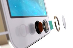 Apple iPhone iPad Touch ID Trackpad