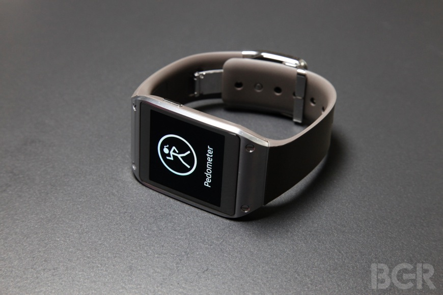 Galaxy Gear 2 Design Features