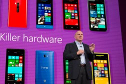 iOS Windows Phone Enterprise Adoption