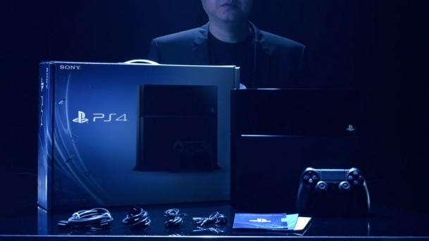 Official PlayStation 4 Unboxing Video