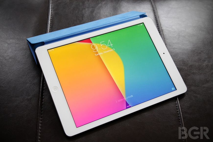 Best Tablet iPad Air