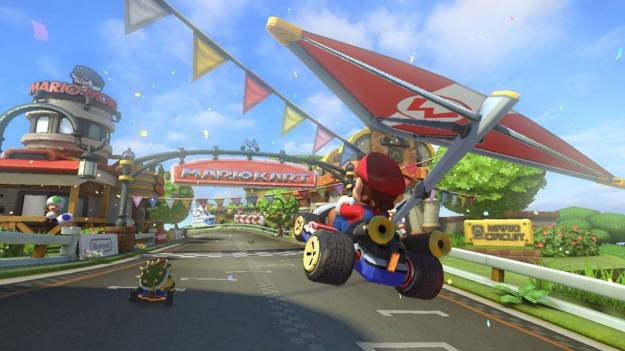 Super Smash Bros Mario Kart 8 Wii U Trailers