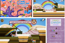 Candy Crush Saga Trademark Protest