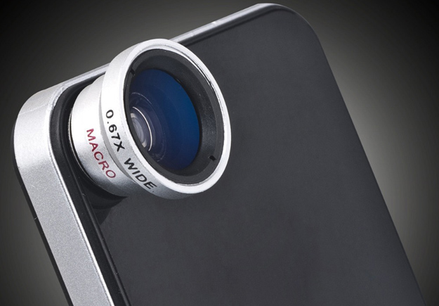 iPhone Interchangeable Lens