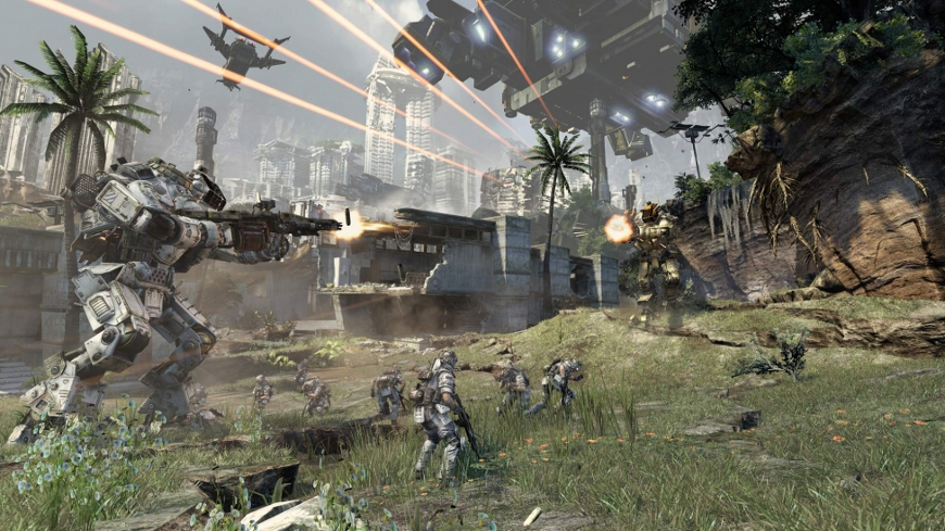 Titanfall Beta Preview