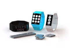 Project Ara Like Blocks Modular Smartwatch
