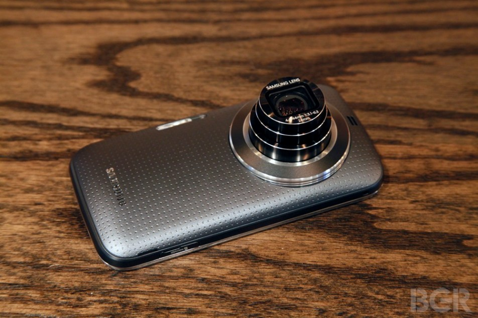 Samsung galaxy k zoom camera review