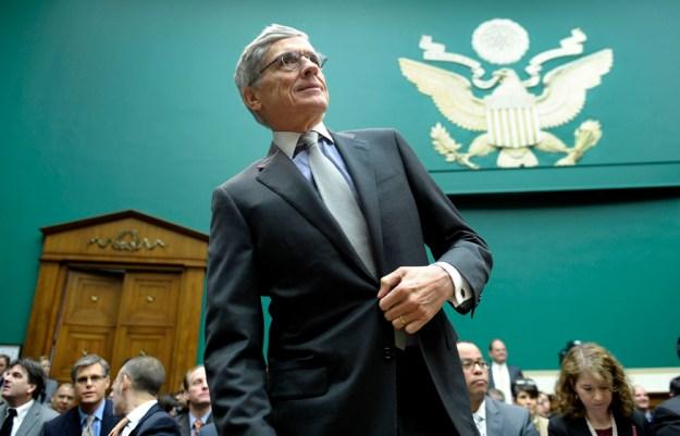FCC Net Neutrality Google Amazon Facebook Microsoft