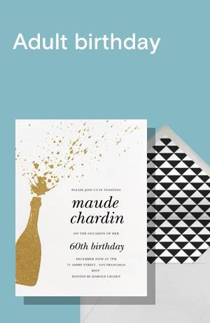 Kids\u0027 birthday invitations - online at Paperless Post