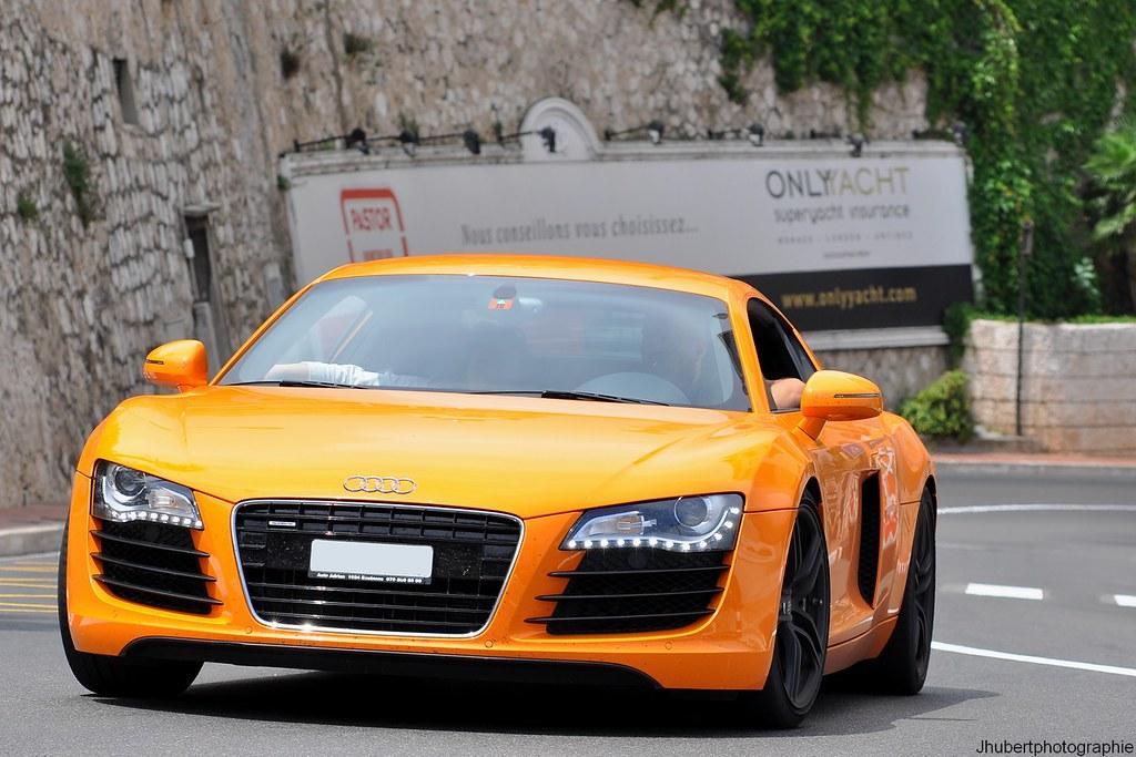 Images For Cars Wallpaper Orange Audi R8 V8 Jhubertphotographie Free Fr Eden