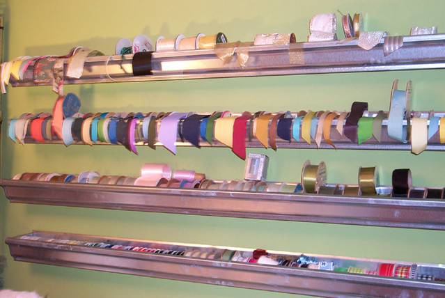 Craft Room Ribbon Storage Flickr Photo Sharing