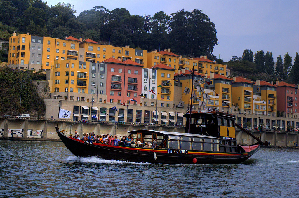Douro Portugal Douro River Cruise, Porto, Portugal | Douro River Cruise