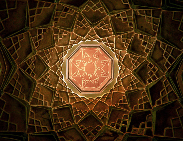 3d Palace Wallpaper Perfect Mandala Entrance Of The Abbasian S House In