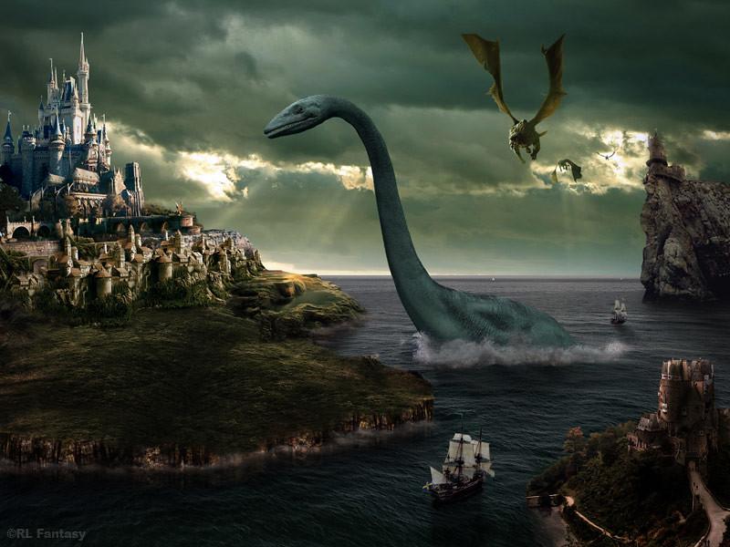 Storm City Wallpaper Hd 3d Fantasy Castle Originally Made By Rl Fantasy Design