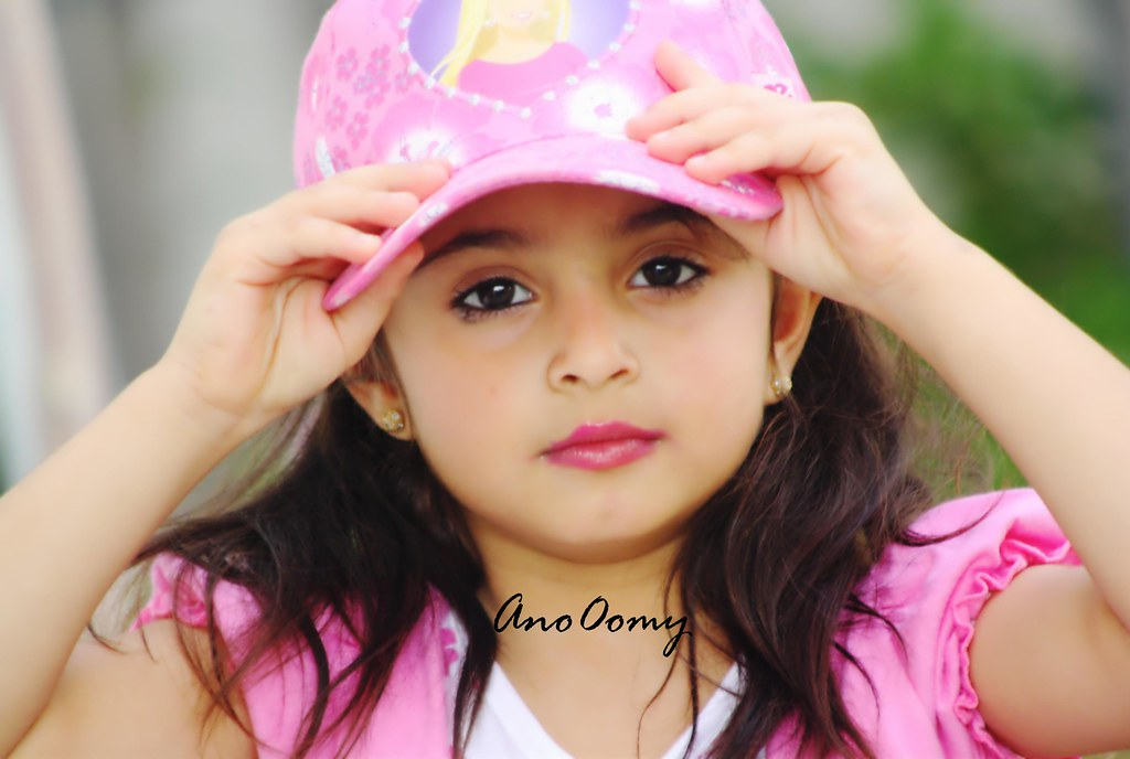 Cute Stylish Child Girl Wallpaper Mashallah Anoomy Blooshiya