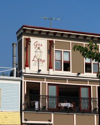 gas lamp grille | The Gas Lamp Grille in Newport, RI. See ...