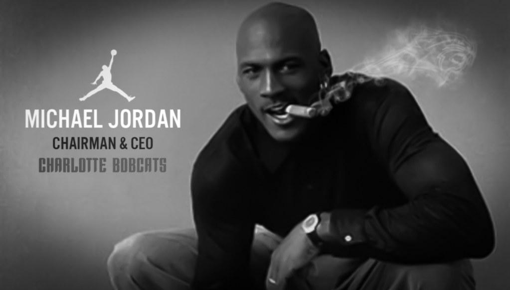 Michael Jordan 3d Wallpaper Michael Jordan Chairman S Cigar Wallpaper I Made