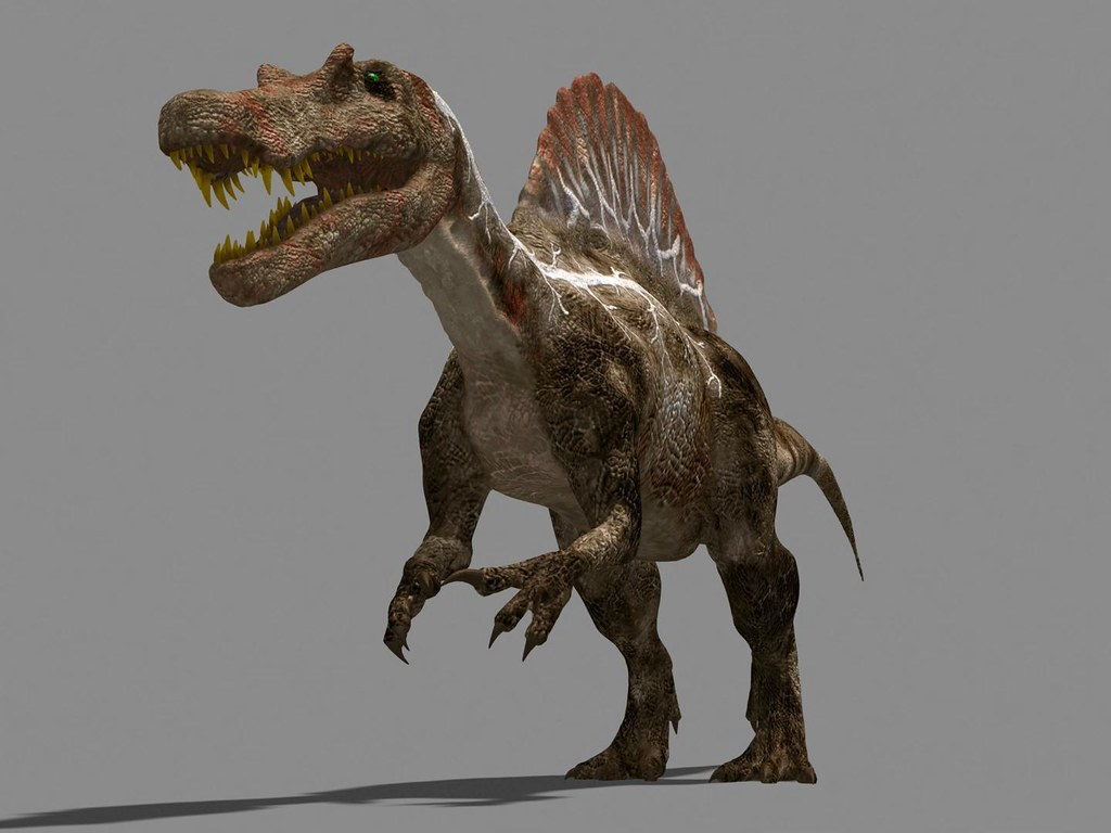Free 3d Dinosaur Wallpaper Spinosaurus Wallpaper Www Pixshark Com Images