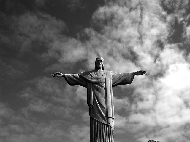 Jesus Christ 3d Wallpaper Cristo Redentor Rodrigo Soldon Flickr
