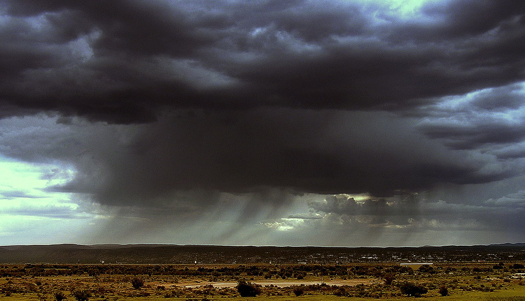 Cheap 3d Wallpaper Dark Rain Clouds This Was Captured In New Mexico Jerry