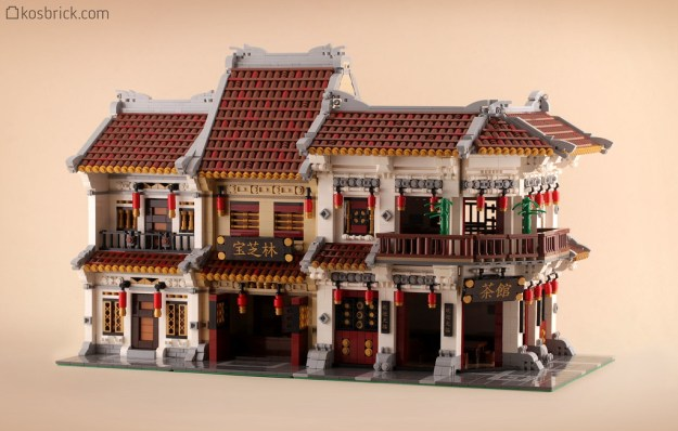 Indonesian Modular Building