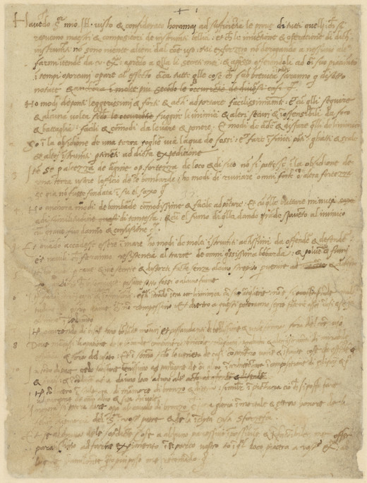 Letters of Note The Skills of Leonardo da Vinci