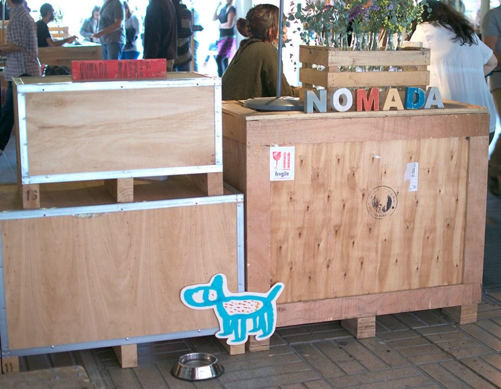 Nomada Market Vive La Difference