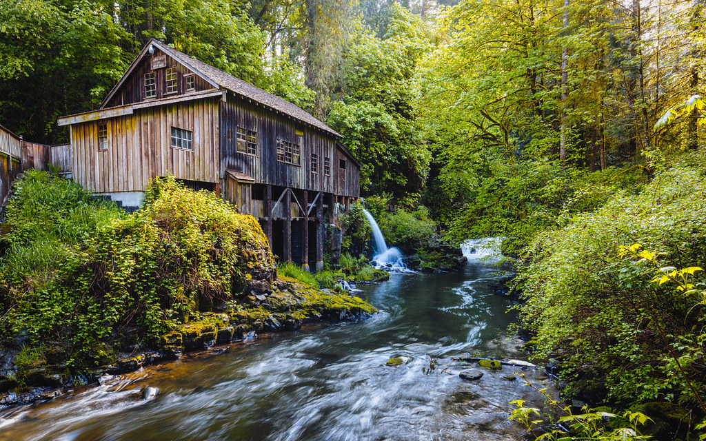 Live Wallpaper In 3d Free Download History Flows Cedar Creek Grist Mill Wa Tumblr
