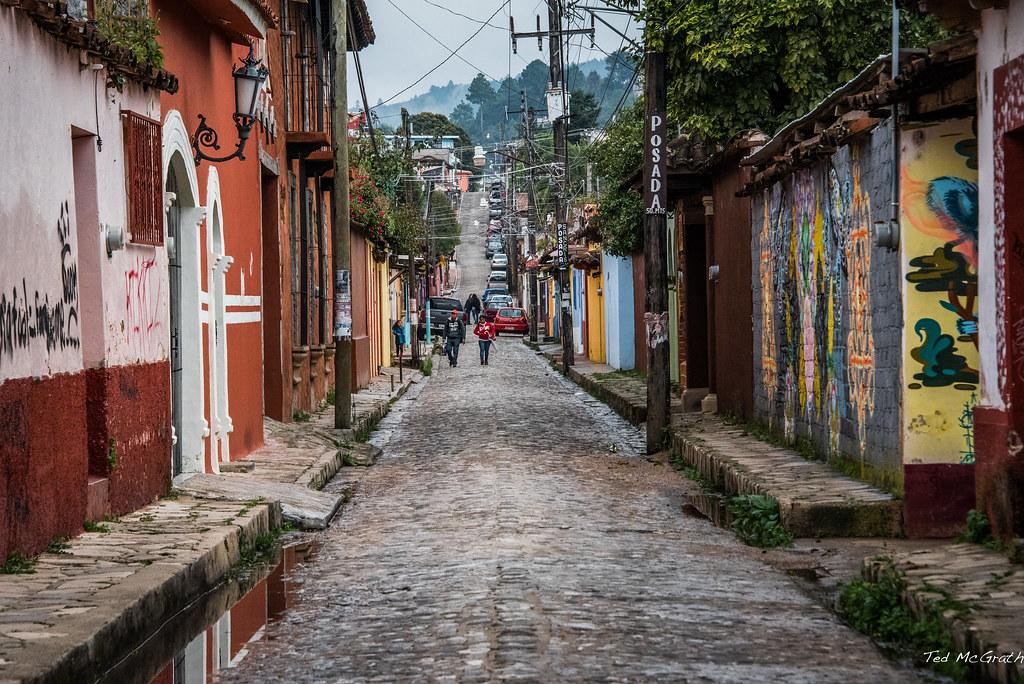 Some 3d Wallpapers 2015 Mexico San Cristobal De Las Casas Typical Side