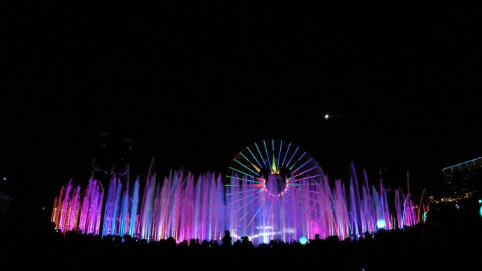 world of color gopro