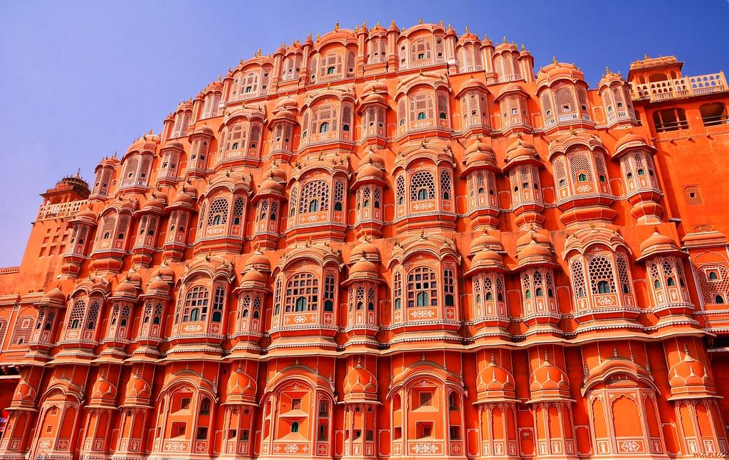 God Krishna Wallpaper 3d Hd Palace Of Winds Incredible India Hawa Mahal