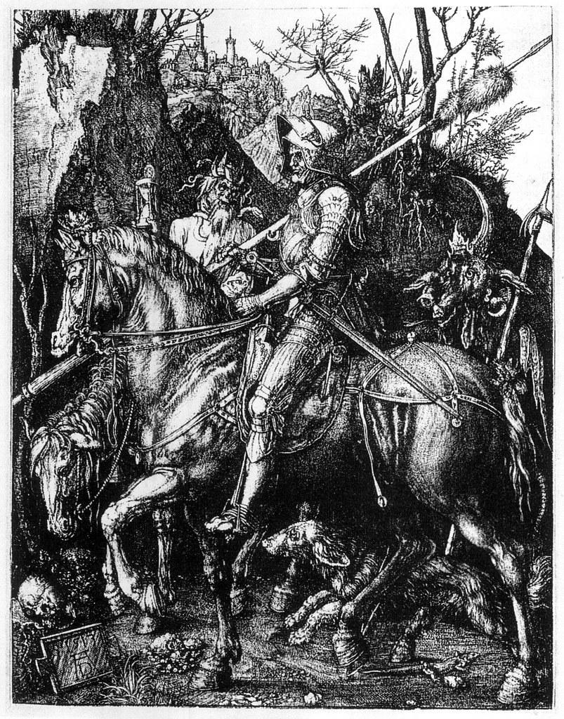 3d Devil Wallpaper Doc37 5017 Ritter Tod Und Teufel By Albrecht D 252 Rer Flickr